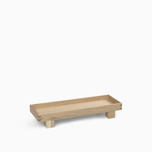 FERM LIVING | Bon Wooden Tray - Small (Oak)