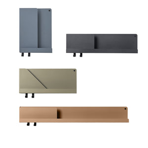 MUUTO | Folded Shelves (Multiple Sizes & Colours Available)