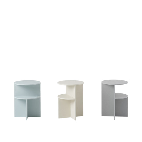 MUUTO | Halves Side Table (Multiple Finishes Available)