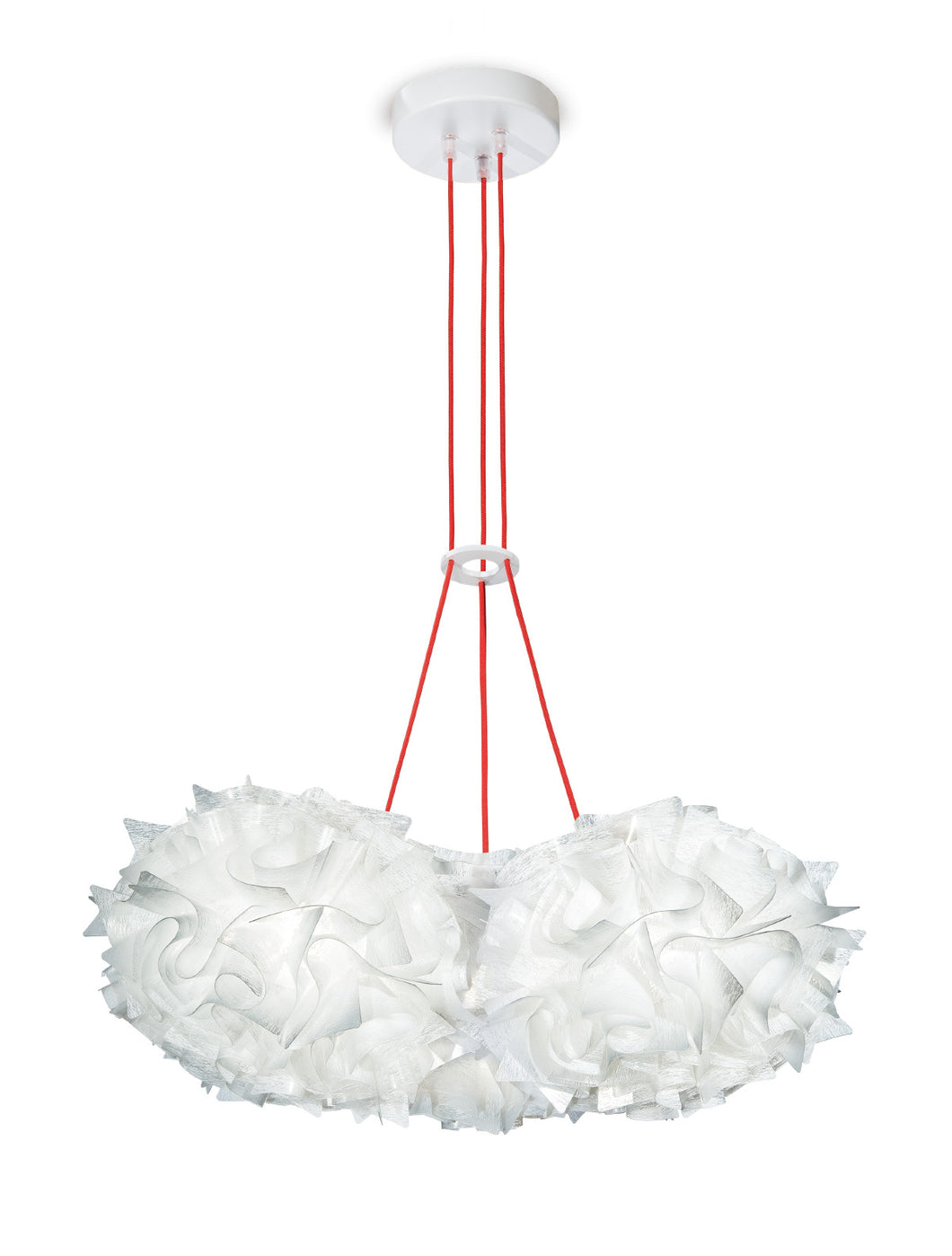 SLAMP LIGHTING | Veli Mini Trio Couture Suspension