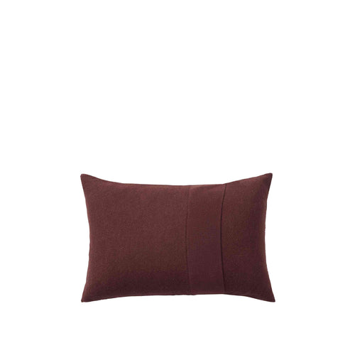 MUUTO | Layer Cushion - Baby Llama Wool - Rectangular (Multiple Colours Available)