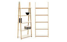 Load image into Gallery viewer, NORMANN COPENHAGEN | One Step Up Bookcase White (Multiple Sizes Available)