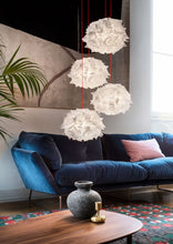 Load image into Gallery viewer, SLAMP LIGHTING | Veli Mini Quartet Couture Suspension