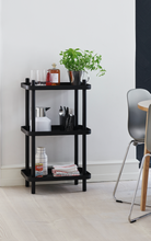 Load image into Gallery viewer, NORMANN COPENHAGEN | Block Shelf - Black/Black