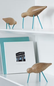 NORMANN COPENHAGEN | Shorebird Oak/Sea Blue (Multiple Sizes)