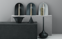 Load image into Gallery viewer, NORMANN COPENHAGEN |  Dustpan & Broom - Dark Grey