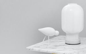 NORMANN COPENHAGEN | Shorebird White/White (Multiple Sizes)
