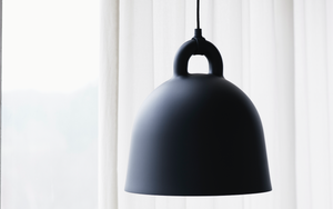 NORMANN COPENHAGEN | Bell Lamp - Black (Multiple Sizes)