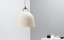 Load image into Gallery viewer, NORMANN COPENHAGEN | Bell Lamp - Sand (Multiple Sizes)
