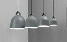 Load image into Gallery viewer, NORMANN COPENHAGEN | Bell Lamp - Grey (Multiple Sizes)