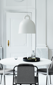 NORMANN COPENHAGEN | Bell Lamp - White (Multiple Sizes)
