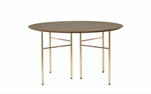Load image into Gallery viewer, FERM LIVING | Mingle Wood Table Top Round 130cm - (Multiple Finishes)