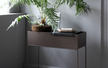 Load image into Gallery viewer, FERM LIVING | Plant Box - Taupe / Warm Grey