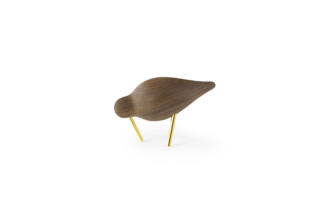 NORMANN COPENHAGEN | Shorebird Walnut/Brass (Multiple Sizes)