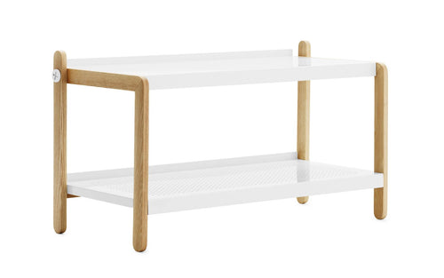 NORMANN COPENHAGEN | Sko Shoe Rack White