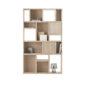 MUUTO | Stacked Storage System (Multiple Sizes & Colours Available)