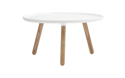NORMANN COPENHAGEN | Tablo Table - White (Multiple Sizes Available)