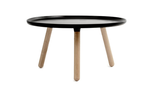 NORMANN COPENHAGEN | Tablo Table - Black (Multiple Sizes Available)