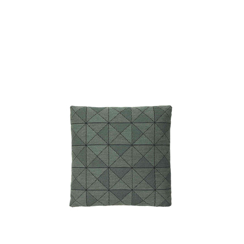 MUUTO | Tile Woven Wool Cushion (Multiple Colours Available)