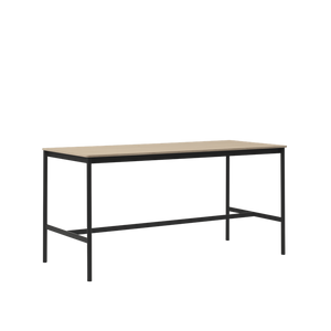 MUUTO | Base High Table (Multiple Sizes & Colours Available)