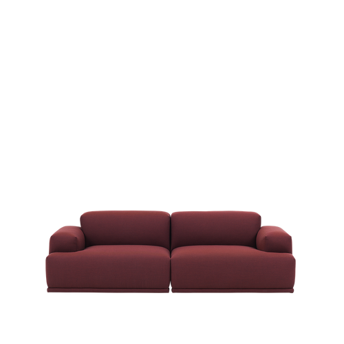 MUUTO | Connect Modular Sofa System - 2 Seat Configuration (Multiple Colours Available)