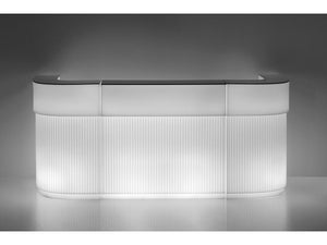 SLIDE DESIGNS |  Cordiale Modular Bar Illuminated (Multiple Finishes Available)