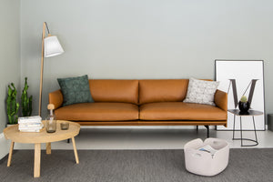 MUUTO | Outline Studio Sofa - 2 Seater (Multiple Colours Available)