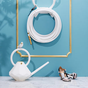 GARDEN GLORY | Watering Can, Pearl – 4L (Garden Hose Combinations)