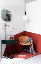 Load image into Gallery viewer, MUUTO | Fiber Armchair - Swivel Base - Leather Seat (Multiple Colours Available)