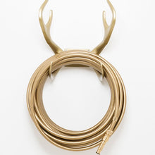 Load image into Gallery viewer, GARDEN GLORY | Reindeer Gold Hose Holder