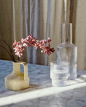 Load image into Gallery viewer, FERM LIVING | Ripple Glasses Tumblers Set Of 4 - Clear (New Without Box)