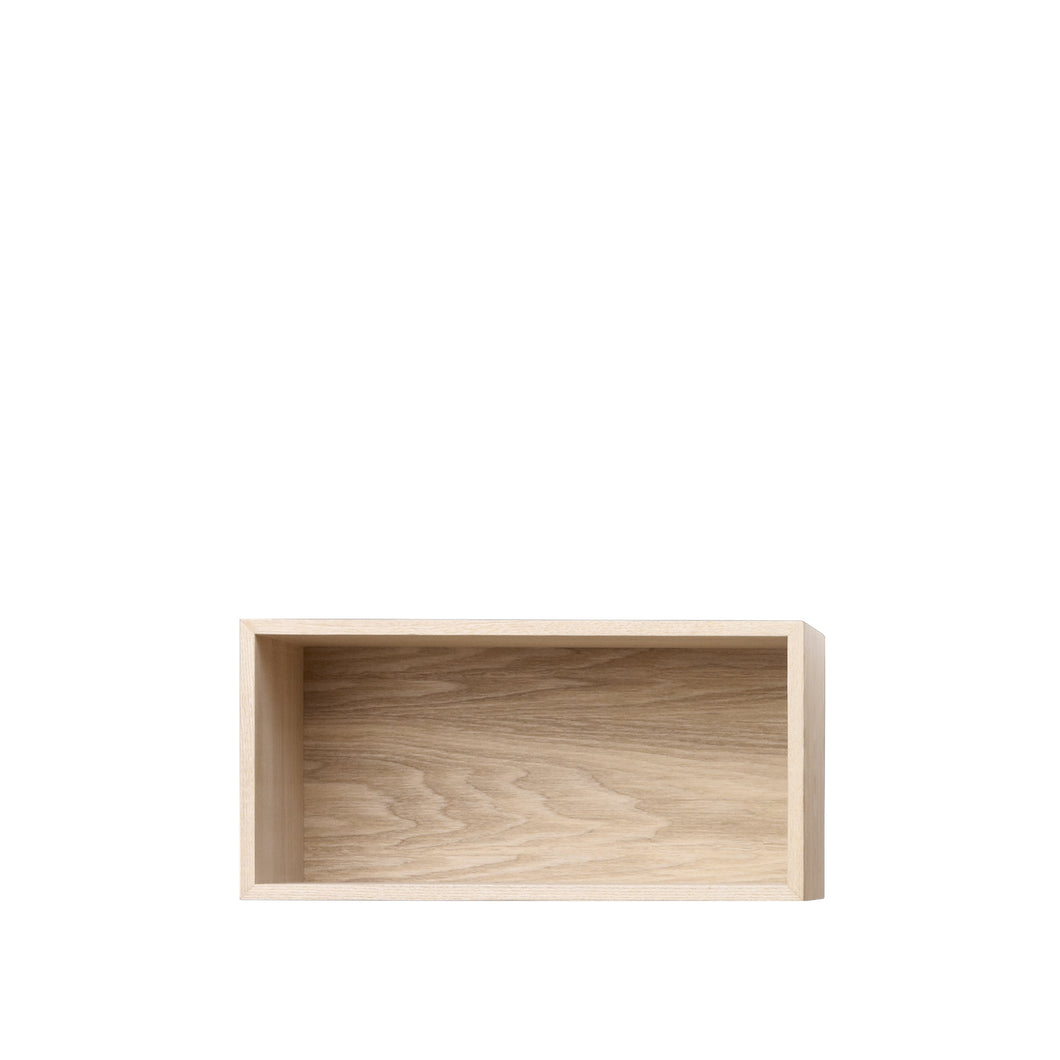 MUUTO | Mini Stacked Wall-Hanging Storage System (Multiple Sizes & Colours Available)
