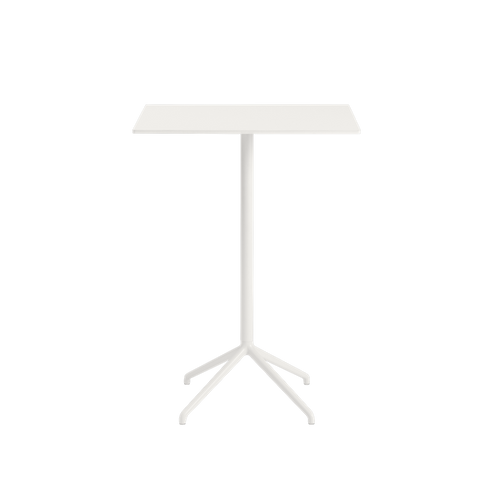 MUUTO | Still Cafe Table - White (Multiple Sizes Available)