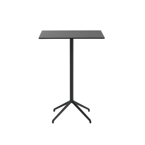 MUUTO | Still Cafe Table - Black (Multiple Sizes Available)
