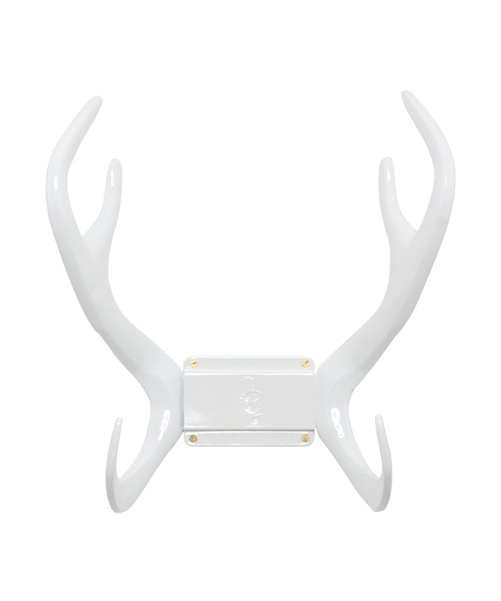 GARDEN GLORY | Reindeer White Wall Mount (Garden Hose Combinations)
