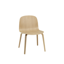 Load image into Gallery viewer, MUUTO | Visu Wide Chair - Wood Base (Oak)