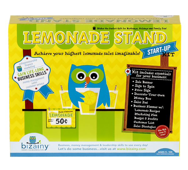 Lemonade Stand Start-Up Kit