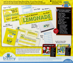 Lemonade Kit Back of Box
