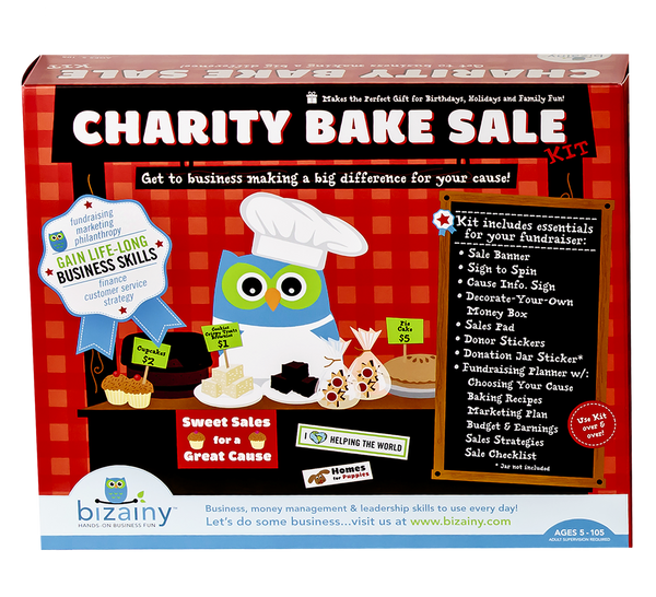 Charity Bake Sale Kit