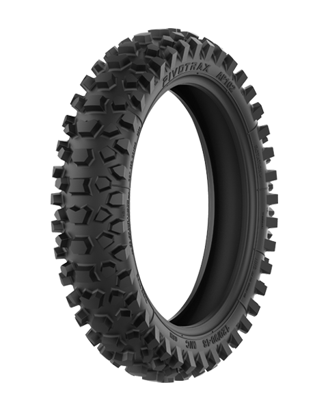 AP102 Dirt Bike Rear Tire 120/90-18 - Pivotrax Dirt Bike Tires