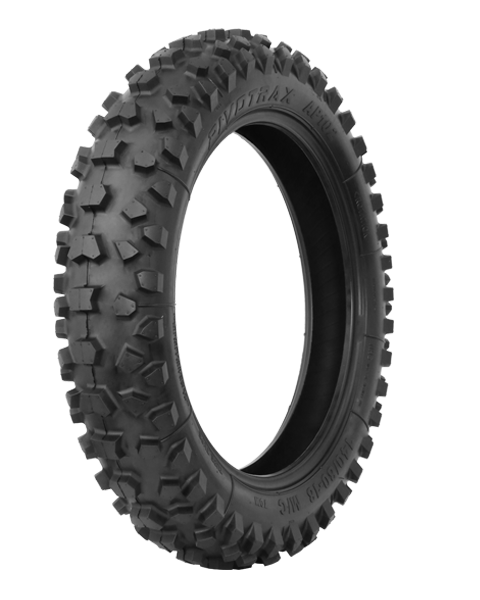 AP102 Dirt Bike Rear Tire 140/80-18 - Pivotrax Dirt Bike Tires