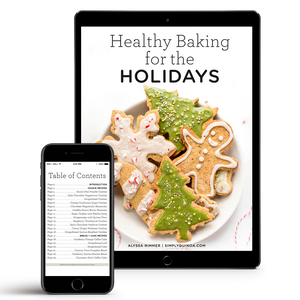 Healthy Baking for the Holidays