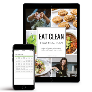 Eat Clean: 7-Day Vegan Meal Plan