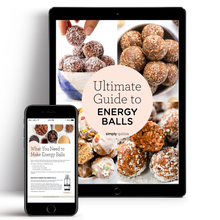 Load image into Gallery viewer, Energy Ball Cookbook