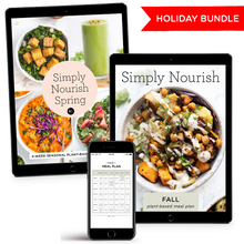 Load image into Gallery viewer, Holiday Meal Plan Bundle