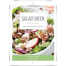 Load image into Gallery viewer, Vegan Salad Cookbook