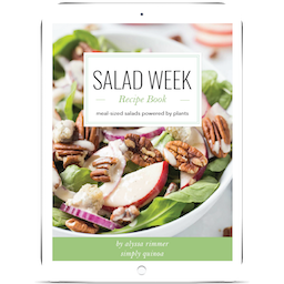 Vegan Salad Cookbook