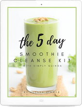 Load image into Gallery viewer, 5-Day Smoothie Cleanse