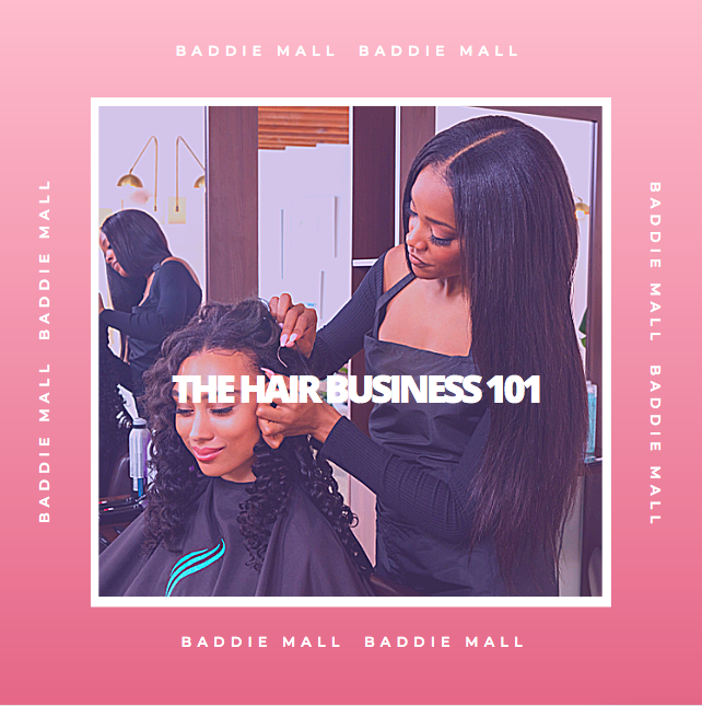 Starting Your Own Hair Business Ebook