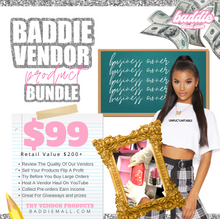 Load image into Gallery viewer, Baddie Vendor Review Bundle (Physical Package Of Products)